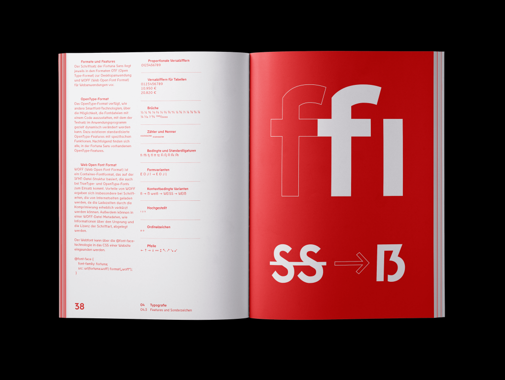 Fortuna Düsseldorf | Morphoria Design Collective